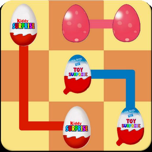 Connect Surprise Eggs
