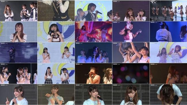 190421 (1080p) NGT48 チームG「逆上がり」公演 千秋楽公演 DMM HD