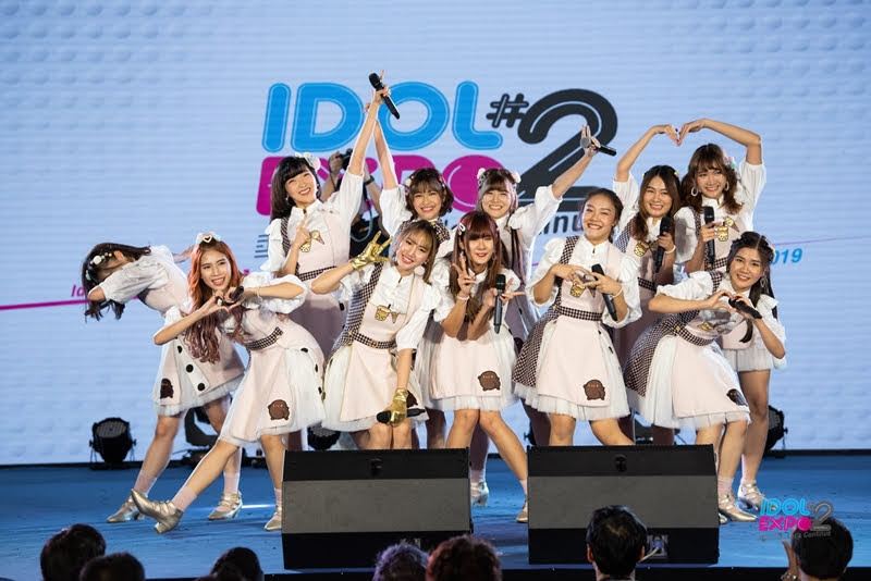 Idol Expo#2 Sweat16!