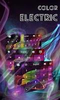 Screenshot of Color Electric Keyboard