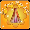 Girl Dress Photo Editor icon