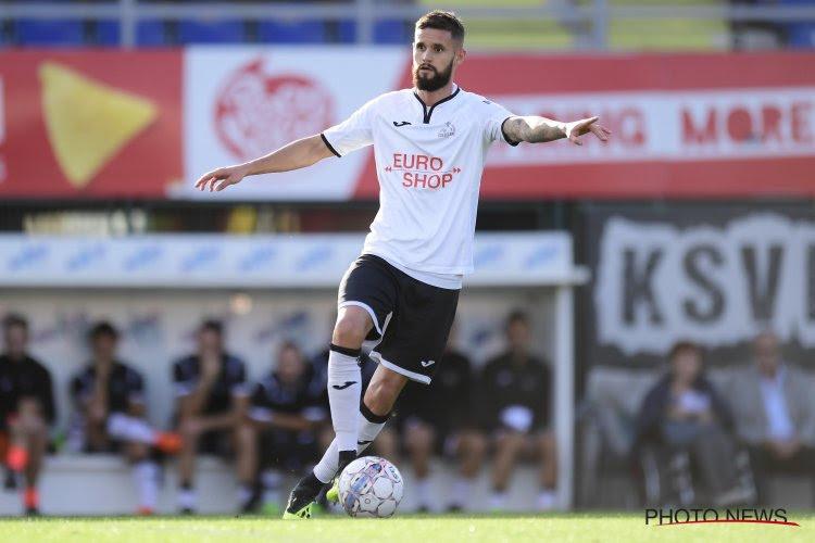 OFFICIEEL: Ex-speler van Club, Cercle en Beerschot heeft een nieuwe club te pakken