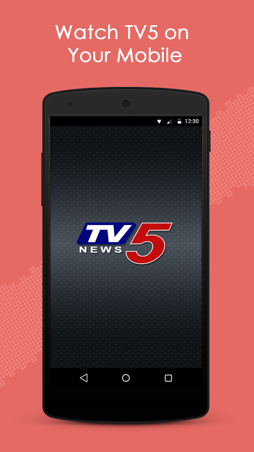 TV5 News- screenshot