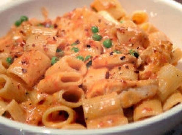 Spicy Chicken Rigatoni Recipe