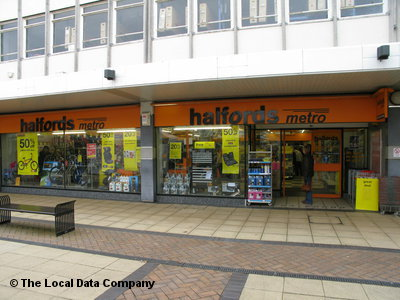 Halfords On West Walk Car Accessories Parts In Yate