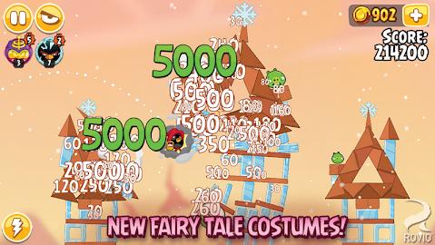 Angry Birds Seasons Screenshot 3