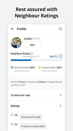 Karrot - Your local buying & selling community 5.8.2 screenshots 3