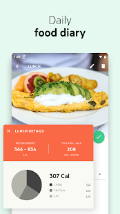 Lifesum - Diet Plan, Macro Calculator & Food Diary Screenshot