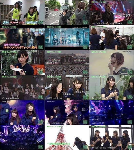 (TV-Music)(720p+1080i) 欅坂46 Part – CDTV Artist File 170729