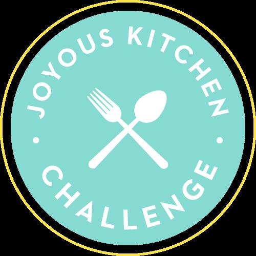 Joyous Kitchen Challenge