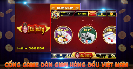 Game Bai Doi Thuong DT