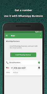 Wabi - Virtual Number for WhatsApp Business 1 7 5 + (AdFree) APK for