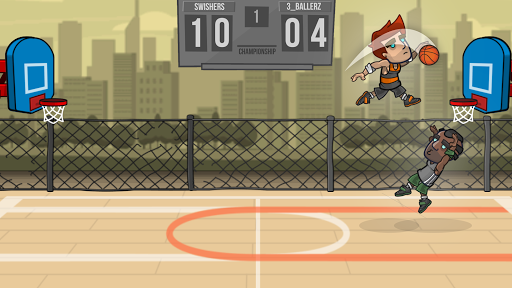 Basketball Battle apkpoly screenshots 4
