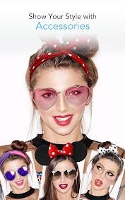 Tải Ứng dụng YouCam Makeup - Magic Selfie Makeovers (apk) cho điện thoại Android/máy tính Windows screenshot