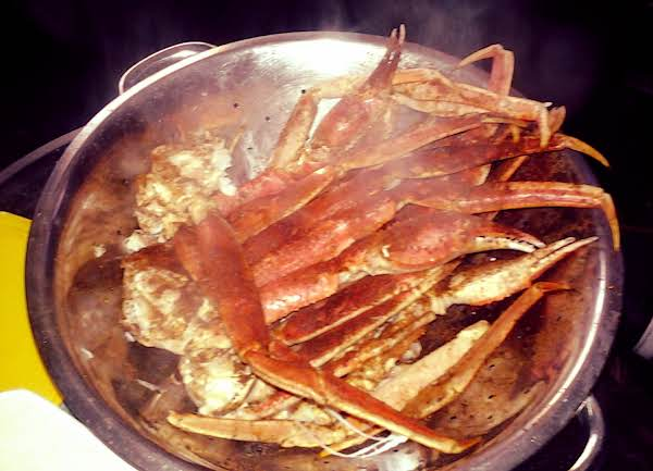 Steamed Snow Crab Legs Just A Pinch Recipes