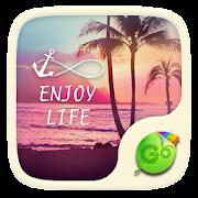 Enjoy Life GO Keyboard Theme 4.2 Icon