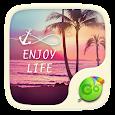 Enjoy Life GO Keyboard Theme