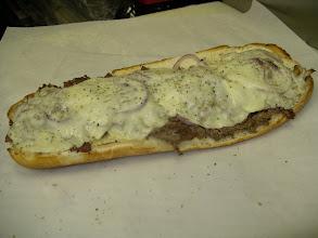 Photo: Delicious CheeseSteaks...Nom-Nom nom nommmmmm