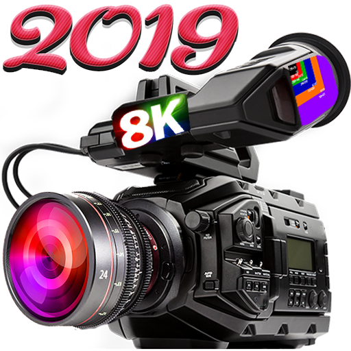 2019 8K HD Camera ve Video