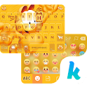 Garfield Kika Keyboard Theme icon