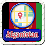 Afganistan Maps and Direction APK icon