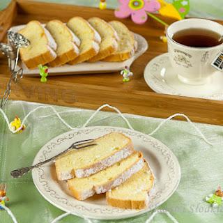 Cream Sand Cake.