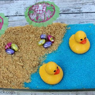 Duck Pond Sand Pudding.