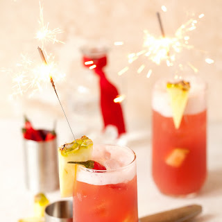 Fireworks on the Beach – A Chilli Vodka Cocktail.