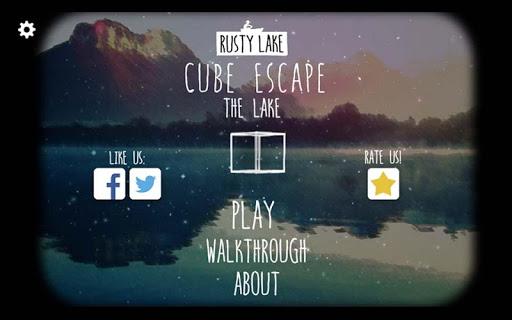 Cube Escape: The Lake 2.0.1 screenshots 5