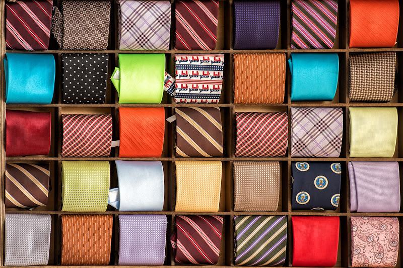 Cravatte di Andrea Izzotti