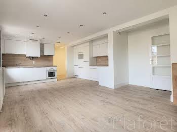 Appartement 5 pièces 90,87 m2