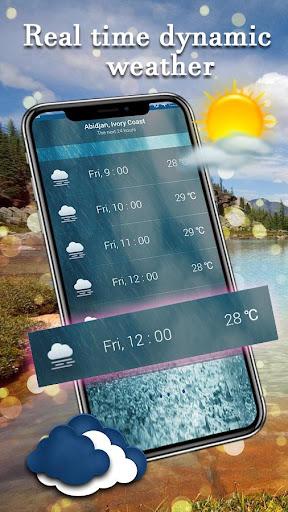 Daily Weather - Live Forecast Free 1.3 screenshots 4