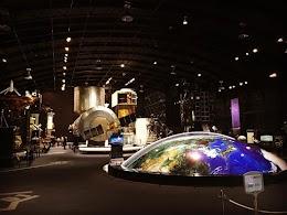 筑波宇宙センター(JAXA)