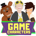 Guess the Game Character Quiz icon