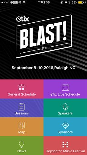 Etix Blast Conference