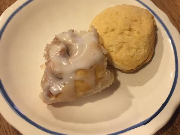 Meme Melinda's Angel Biscuits/cinnamon Rolls Recipe