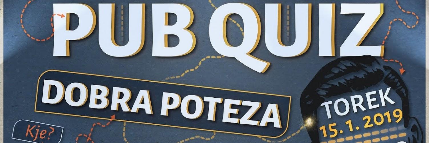 Pub Quiz - 15.1.2019