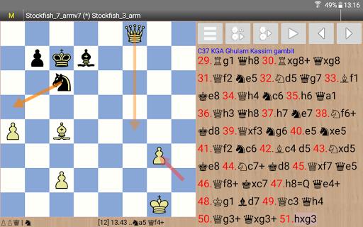 Chess Engines Play Analysis 0.7.9 screenshots 8