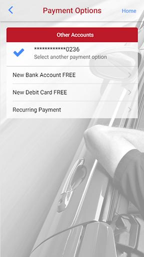 Westlake MyAccount screenshot