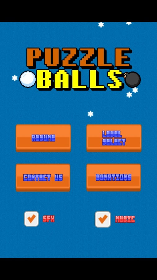 Puzzle Balls- screenshot