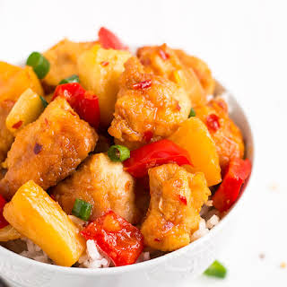 Thai Sweet Chili Chicken.