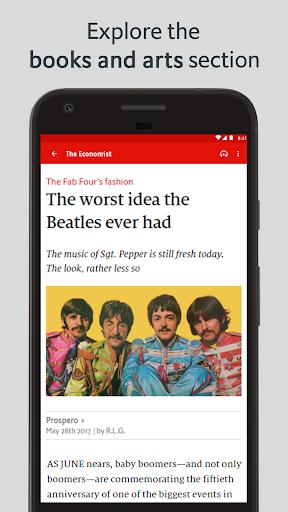 The Economist screenshot 7