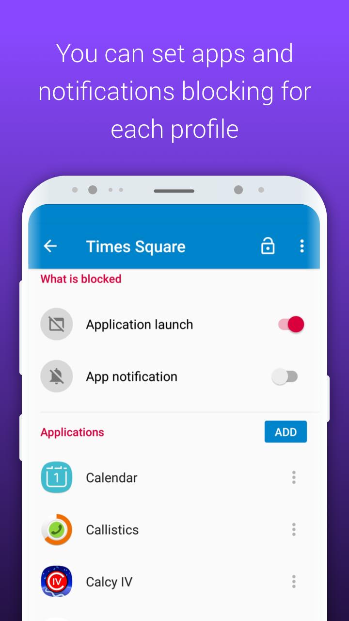 AppBlock - Stay Focused Screenshot 3