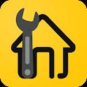 견적콜-인테리어,이사,도배,철거,방수,싱크대,샷시,욕실 icon