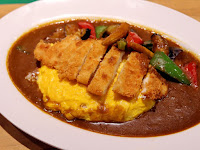 maji curry taiwan 統一時代店