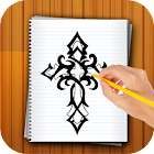 Learn to Draw Tribal Tattoo icon