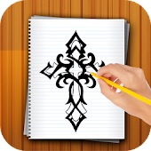 Learn to Draw Tribal Tattoo
