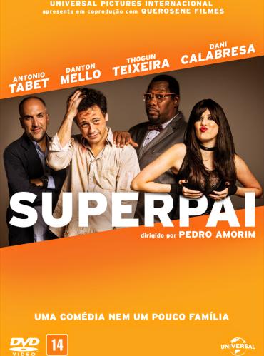Filme Poster Superpai DVDRip XviD & RMVB Nacional