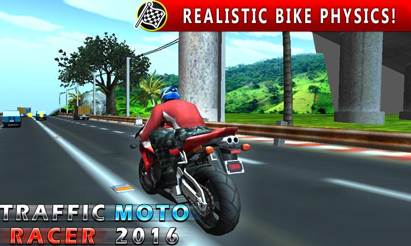 Traffic-Moto-Racer-Stunt-Rider 16