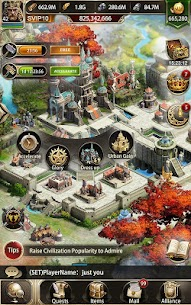 Clash of Kings : New Crescent Civilization 4